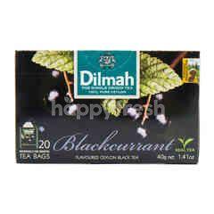 Dilmah Blackcurrant Black Tea