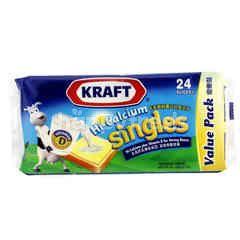 Kraft Hi-Calcium Singles