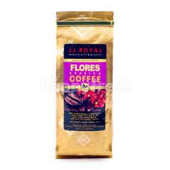 JJ Royal Flores Arabica Whole Bean Coffee