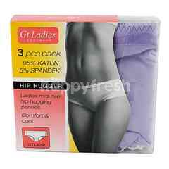 GT Ladies Underpants Model GTLS-04 Size XL