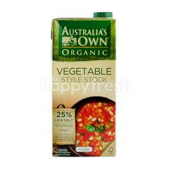 Australia's Own Organic Vegetable Style Stock