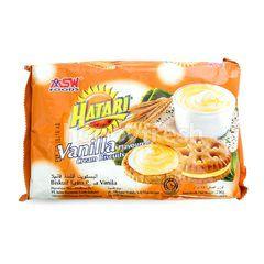 Hatari Vanilla Flavoured Cream Biscuits