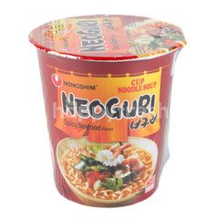 Neoguri Korean Instant Noodle Spicy Seafood Flavour