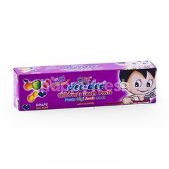 Dee-Dee Children's Toothpaste Grape Non Mint