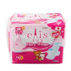 Elis Fairy Wings Napkins for Day 225 cm 16 Pcs