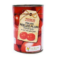 Tesco Italian Peeled Plum Tomatoes
