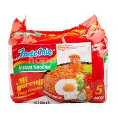 Indomie Mi Goreng With 5 Seasoning Instant Fried Noodle Pack