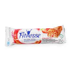Fitnesse Strawberry Flavoured Nutritious Energy Breakfast Cereal Bar