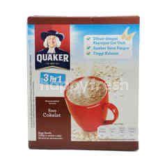Quaker Chocolate Flavor Cereal Powder Drink