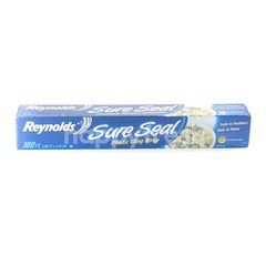 REYNOLDS Sure Seal Plastik Wrap (11in x 100 kaki)