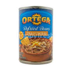 Ortega Canned Refried Beans Traditional