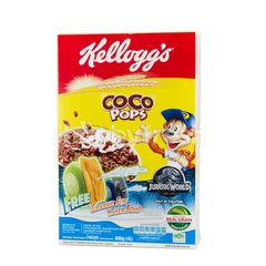 Kellogg's Coco Pops Puffed Rice Cereal