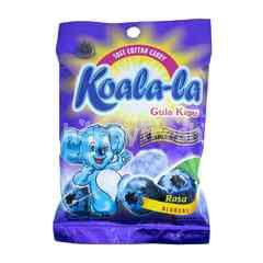 Koala-la Soft Cotton Candy Blueberry