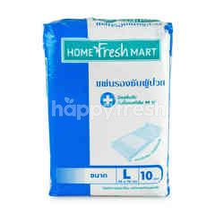 Home Fresh Mart Absorb Underpad Size L