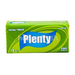 Plenty Non-Perfumed Facial Tissue (280 sheets)
