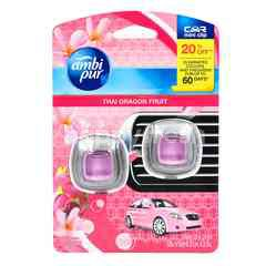 Ambi Pur Thai Dragon Fruit Car Mini Clip