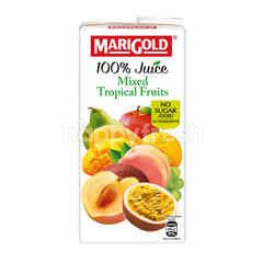 Marigold 100% Mixed Tropical Fruits Juice