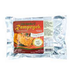 De Gado's Small Shrimp Rempeyek
