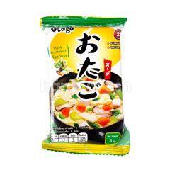โอทาโกะ ซุปไข่ ผสมผักรวมกึ่งสำเร็จรูป