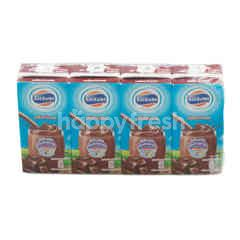 Foremost UHT Milk Chocolate Flavour With High Calcium Pack 180 ml X 4 Pcs