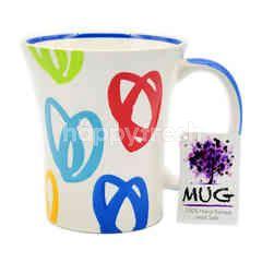 Felli White Color Mug