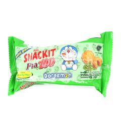 Snack It Kue Pia Kacang Hijau Doraemon Kemasan Kecil