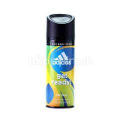 Adidas Get Ready! Deo Body Spray