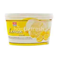 Diamond Lemon Flavor Ice Cream