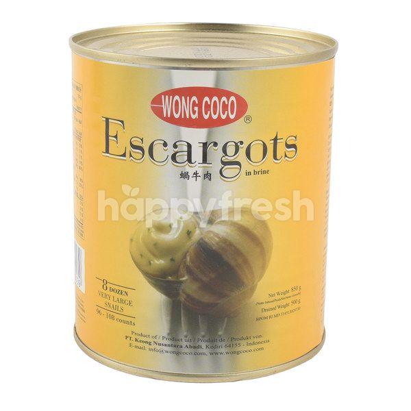 Wong Coco Escargots in Brine