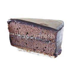 Bei Otto Sacher Cake