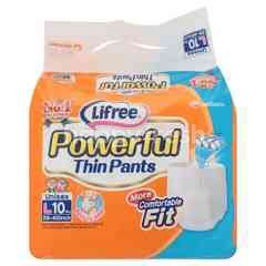 Lifree Powerful Thin Pants L