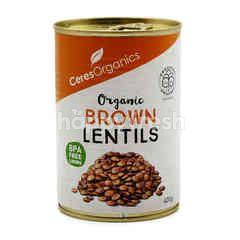 Ceres Organics Organic Brown Lentils