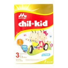 Morinaga Chil Kid 3 Susu Formula Bayi Rasa Vanilla 1-3 Tahun