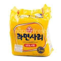 โอโตกิ ซาริ ราเมงกึ่งสำเร็จรูป สไตล์เกาหลี แพ็ค