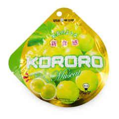 UHA Kororo Muscat Jelly Candy