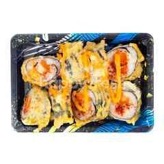 Aeon Spicy Ebi Cheese Sushi