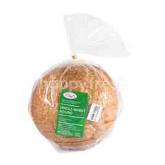 Chef's Whole Wheat Round Bread