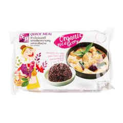 S&P Quick Meal Riceberry Rice With Green Curry Pork And Aubergine