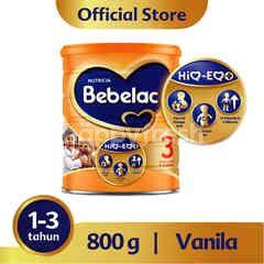 Nutricia Bebelac 3 Powdered Vanilla Milk