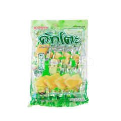 Cutto Rice Cracker Filled With Custard Cream