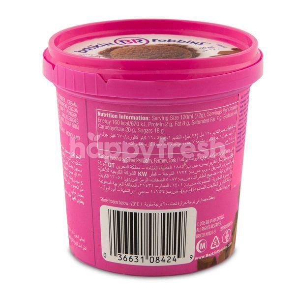 Baskin Robbins Chocolate Ice Cream