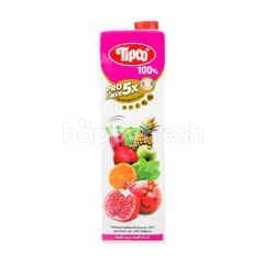 Tipco Mixed Vegatable & Fruit Juice Pomegranate Formula