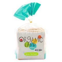 Organic Land Roti Tawar Teh Hijau
