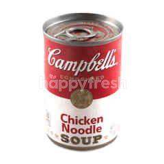 แคมเบลส์ แคมป์เบล ซุปบะหมี่และเนื้อไก่ ในน้ำซุปไก่ ชนิดเข้มข้น