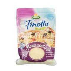 Arla Finello Shredded Mozzarella Cheese