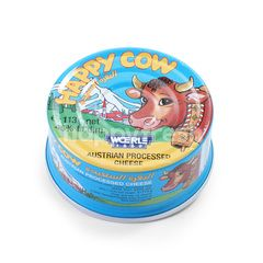 Happy Cow Austrian Processed Cheese