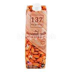 137 Degrees Almond Milk Original Coconut Flower Nectar