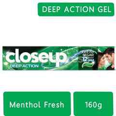 Close Up Deep Action Menthol Fresh Toothpaste
