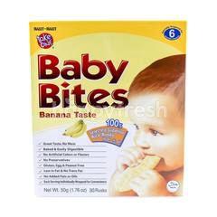 TAKE ONE Baby Bites Banana Taste