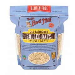 Bob's Red Mill Gluten Free Old Fashion Rolled Oats